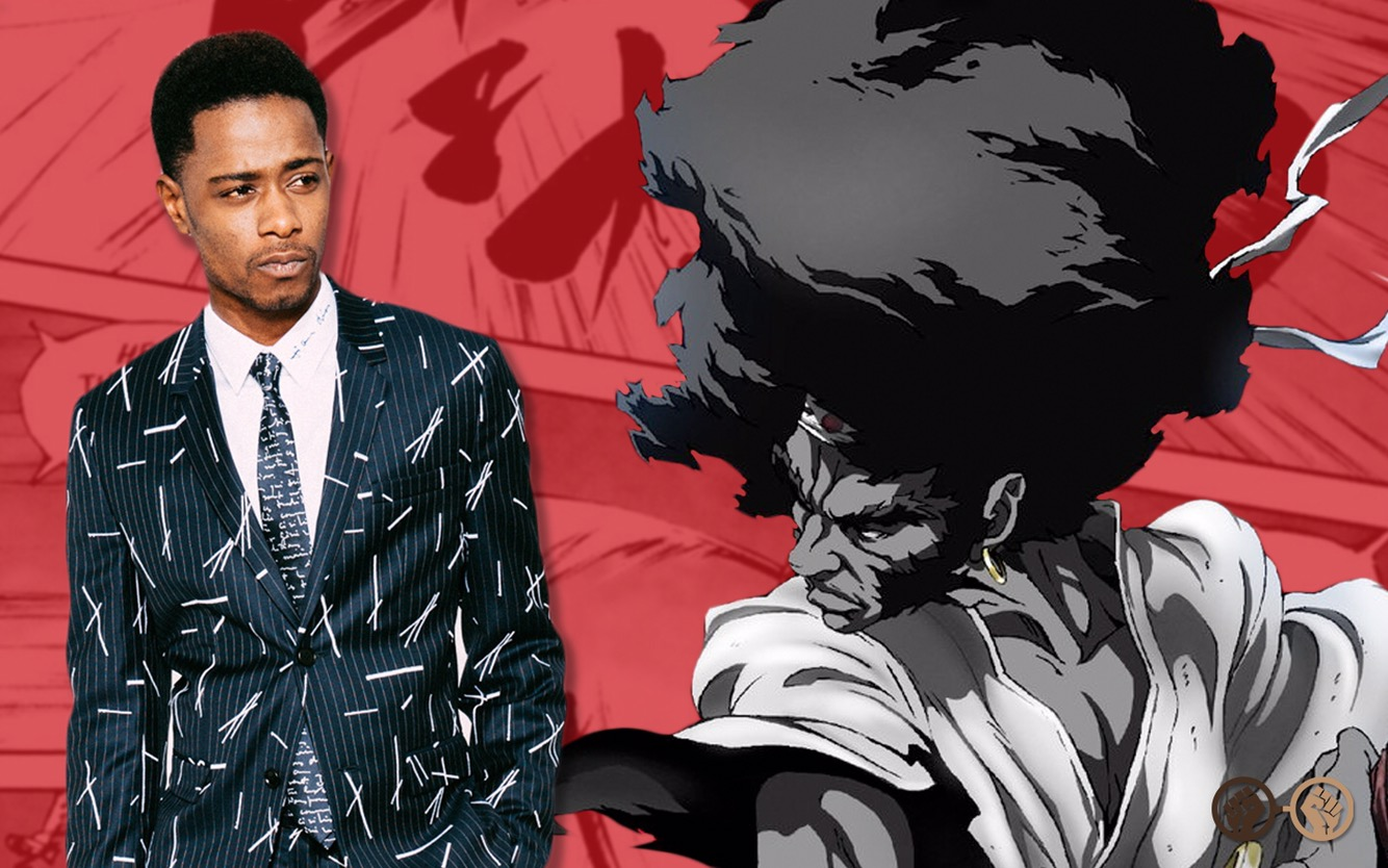 17 Characters For A Live Action Afro Samurai Geeks Of Color